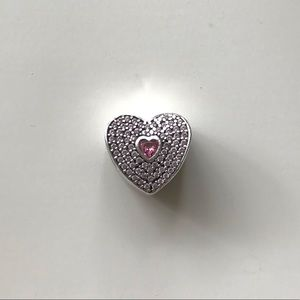 Pandora Jewelry - Limited edition Pandora Sweetheart Charm
